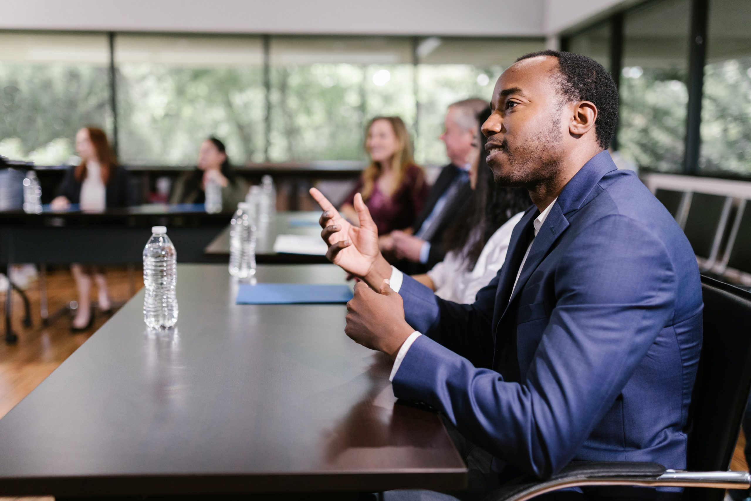 how to run an effective meeting: ahern, murphy, and associates