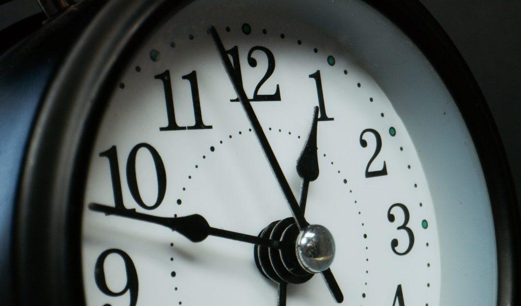 establish a time frame - ahern murphy and associates